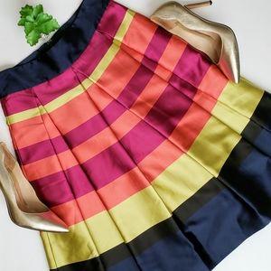 Anthro Moulinette Soeurs Marigot Striped Skirt 8